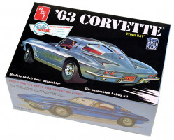 Chevy Corvette Sting Ray ´1963 1/25 AMT