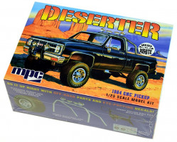 GMC Pickup (White) ´1984 1/25 AMT