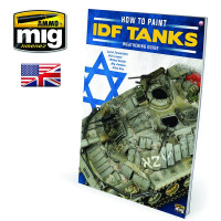 Publikácia MIG TWMS - How To Paint IDF Tanks (English)