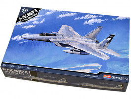 """F-15 C Eagle MSIP II """"173 Fighter Wing"""" 1/72 Academy"""