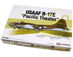 "B-17 E USAAF ""Pacific Theater"" 1/72 Academy"