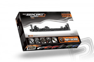 HPI RC RS4 Sport 3 Creator Edition 1/10 KIT