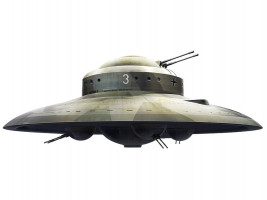 Haunebu II - German Flying Saucer 1/72 Squadron Model