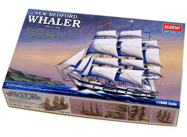 New Bedford Whaler 1/200 Academy