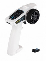 Vysielač Carson Reflex Wheel Start 3ch white 2,4GHz