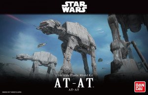 AT-AT Star Wars (Bandai) 1/144
