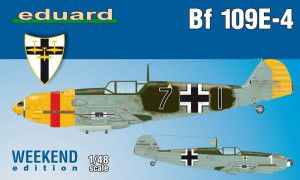 Bf 109 E-4 Weekend Edition 1/48
