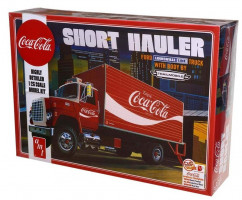 Ford Louisville Short Hauler Coca Cola 1970 1/25 AMT