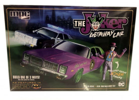 Batman Joker Goon Car 1978 Dodge Monaco 1/25 MPC