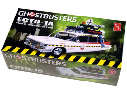 Ghostbusters Ecto-1 1/25 AMT