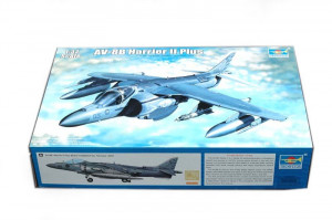 AV-8B Harrier II Plus 1/32 Trumpeter