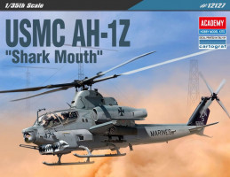 AH-1Z Shark Mouth USMC 1/35 Academy