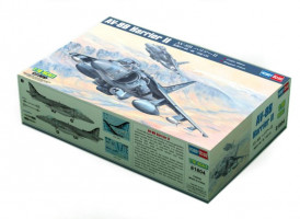 AV-8B Harrier II 1/18 Hobby Boss