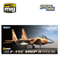 F-15 C MSIP II USAF & ANG 1/72 Great Wall Hobby