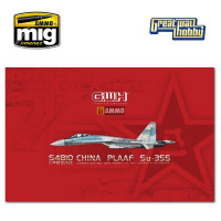 """Su-35S """"Flanker E"""" PLAAF Multirole Fighter1/48 Great Wall Hobby"""