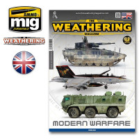 Weathering Magazine No. 26 MODERN WARFARE (English)