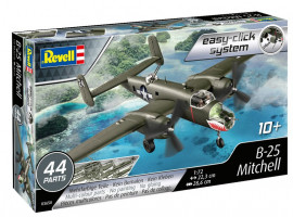 B-25 Mitchell Easy-Click 1/72