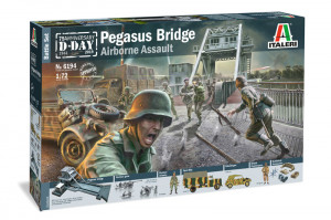 "Battle-Set ""Pegasus Bridge"" 1/72"