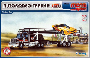 Autorodeo Trailer Monti System MS 39