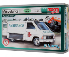 Ambulance Monti System MS 06