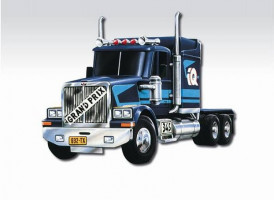 Racing Truck Monti System MS 43