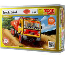 Truck trial Monti System MS 76