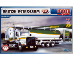 British Petroleum Monti System MS 52