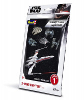 X-Wing Fighter easy-click 1/112