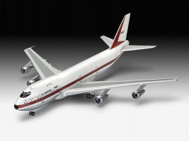 Boeing 747-100, 50th Anniversary Gift-set 1/144