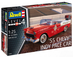 '55 Chevy Indy Pace Car 1/25