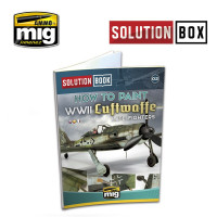 Publikácia MIG WW2 Luftwaffe Late Fighters Solution Book (Multi)