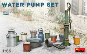 Water Pump Set 1/35 MiniArt