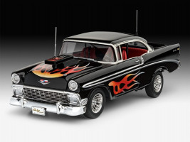 '56 Chevy Customs Model Set 1/24
