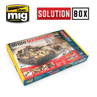 Sada WW2 German Late Solution Box