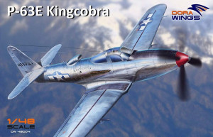Bell P-63E-1-BE Kingcobra 1/48 Dora Wings