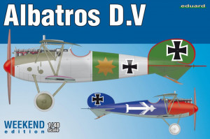 Albatros D.V, Weekend Edition 1/48 Eduard