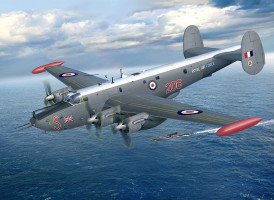 Avro Shackleton MR.3 1/72