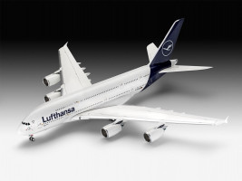 Airbus A380-800 Lufthansa New Livery 1/144