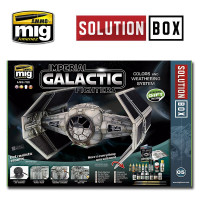 Sada Imperial Galactic Fighter Solution Box Star Wars
