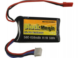 Akumulátor Black Magic LiPol 450mAh/11,1V 50C