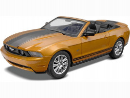 2010 Ford Mustang Convertible Snap Tite 1/25