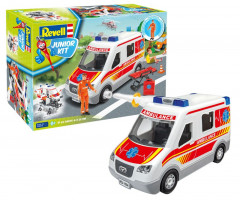 Ambulance Junior Kit 1/20
