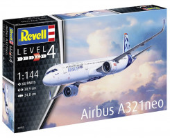 Airbus A321neo 1/144 Revell