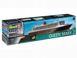 Queen Mary 2 (Platinum Edition) 1/400