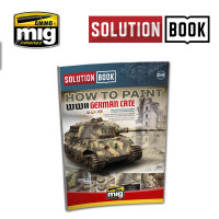 Publikácia MIG German Late Solution Book (Multi)
