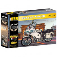 BMW R-60/S Polizei Model Set 1/8