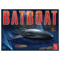 Batman Batboat 1/25