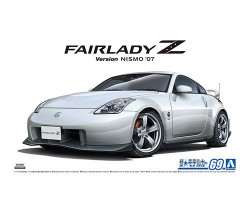 2007 Nissan Fairlady Z (Z33) Version NISMO 1/24