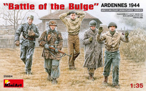 Battle of the Bulge. Ardennes 1944 1/35