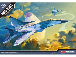 MiG-29AS Slovak Air Force 1/48